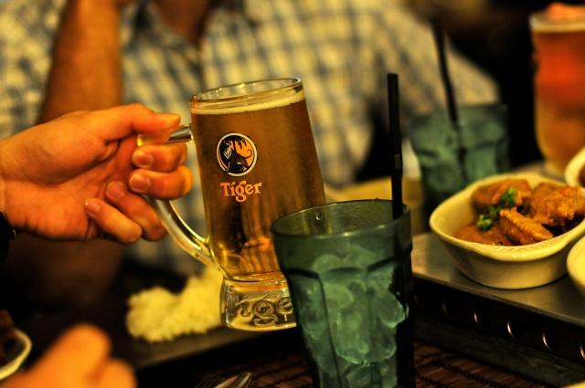 Singapore's Budweiser